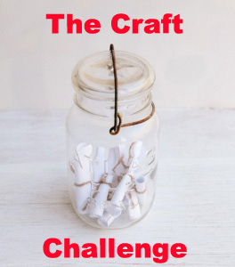 the craft challenge