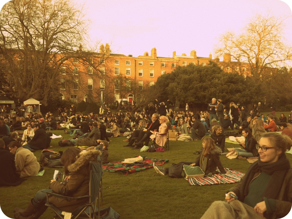 open air cinema dublin