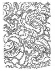 colouring pages for adults patterns