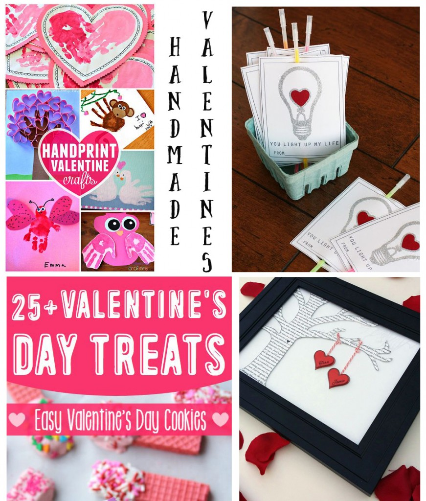 handmade valentines day crafts with the craft corner
