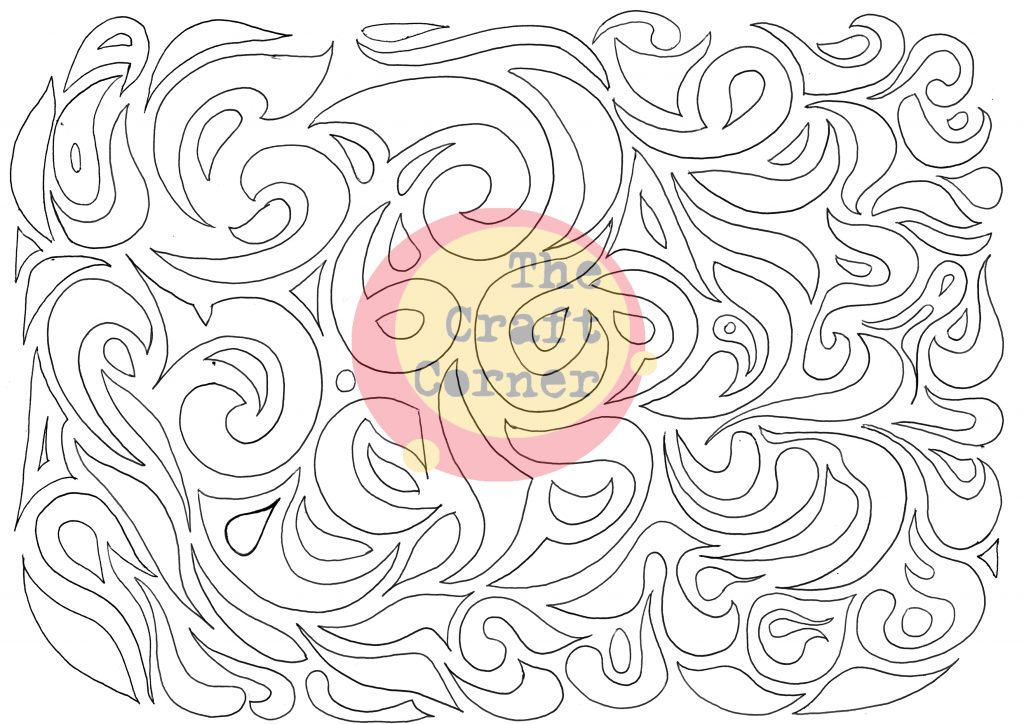 mindful colouring pages by vanessa at the craft corner