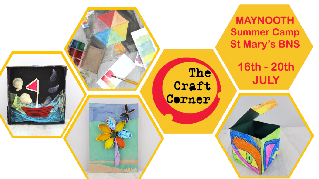 maynooth summer craft camp at st marys boys national school