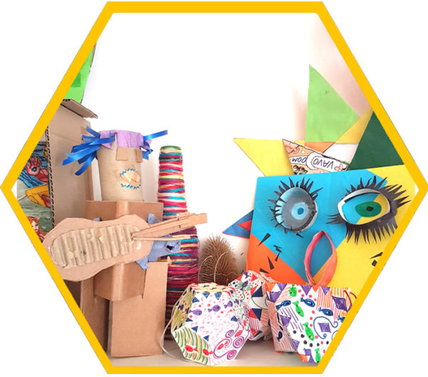 summer arts and crafts for children in maynooth 2018