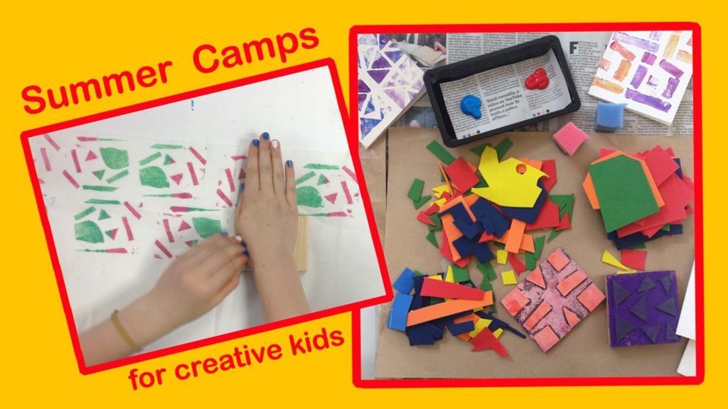 summer arts and craft camps naas and maynooth