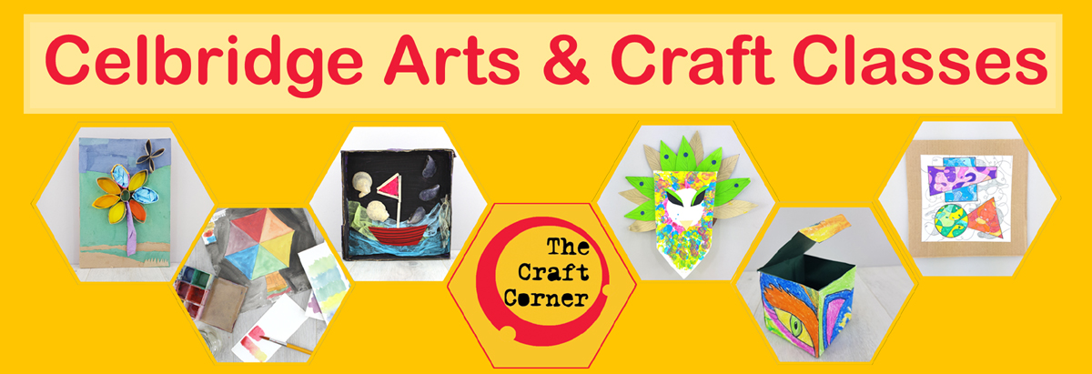 celbridge arts and craft classes 2018 with the craft corner