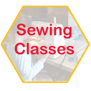 sewing classes for children with the craft corner