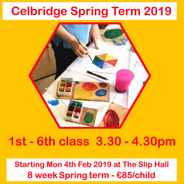 celbridge spring term 2019 3.30 senior class