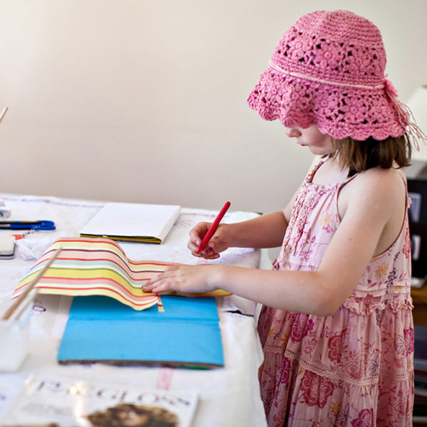 creative art workshops for children with the craft corner in maynooth