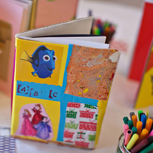 creative journal workshop for children in maynooth 22nd february 2020