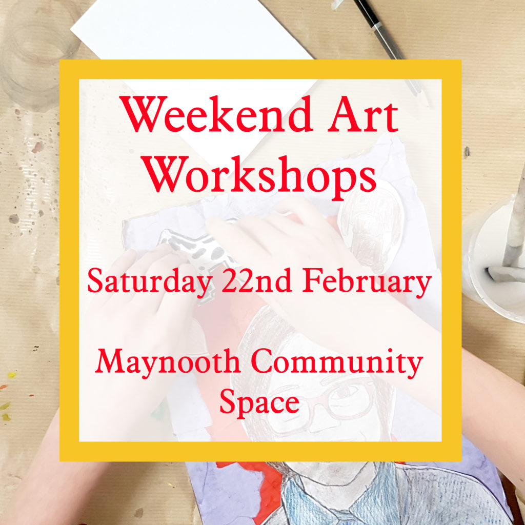 weekend art workshop saturday 22nd February copy