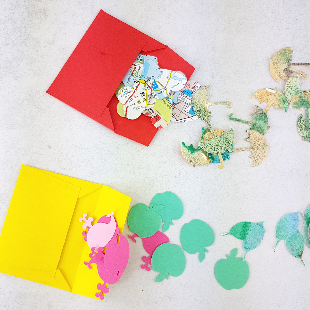 confetti for your craft set