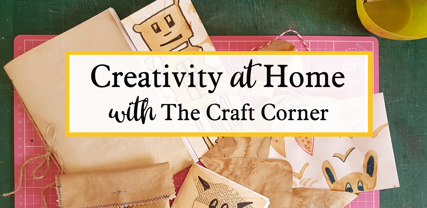 creativity at home with the craft corner