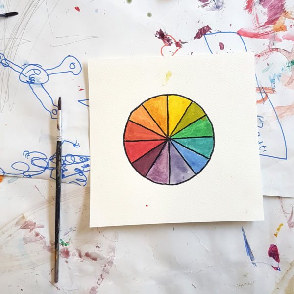 the colour wheel advanced edition